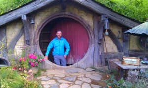 I'd like to be a hobbit when I grow up