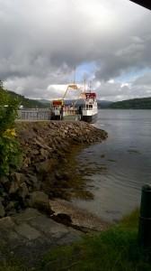Kilchoan Ferry