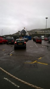 Waiting for Ferry at Arisaig