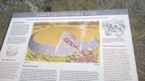 Lots of Prehistoric sites on the Isles